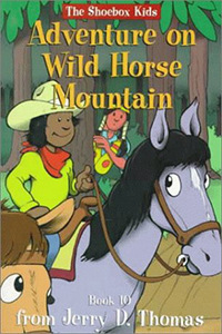 Adventure on Wild Horse Mountain