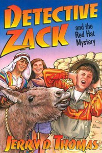 Detective Zack and the Red Hat Mystery