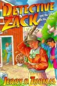Detective Zack and the Secret in the Storm