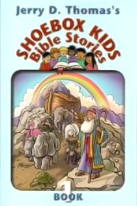 Shoebox Kids' Bible Stories