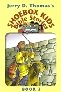 Shoebox Kids Bible Stories - 3