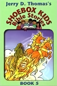 Shoebox Kids Bible Stories - 5