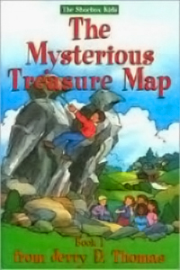 The Mysterious Treasure Map (The Shoebox Kids)