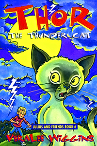 Thor, the Thunder Cat