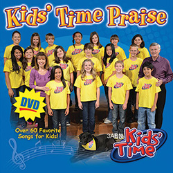 Kids Time Praise DVD